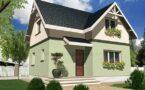 proiect casa vila mini